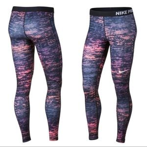 Nike Dri-Fit Warm Ink Leggings